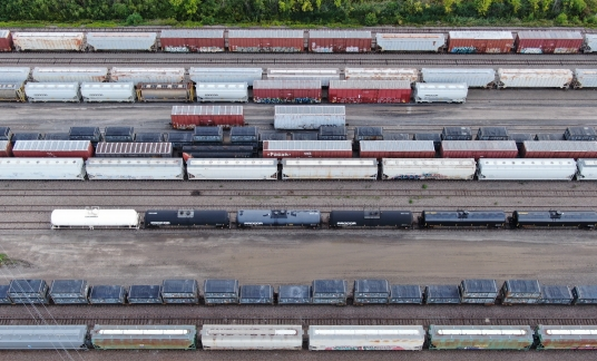 containers trein